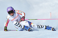 February 16, 2017: Viktoria REBENSBURG (GER) competing in the women's giant slalom event at the FIS Alpine World Ski Championships at St Moritz, Switzerland. Photo Sydney Low
