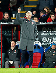 Arsenal's Arsene Wenger in action during the premier league match at Selhurst Park Stadium, London. Picture date 28th December 2017. Picture credit should read: David Klein/Sportimage