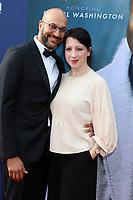LOS ANGELES - JUN 6:  Keegan-Michael Key, Elisa Pugliese Key at the  AFI Honors Denzel Washington at the Dolby Theater on June 6, 2019 in Los Angeles, CA