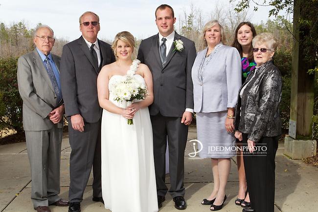 Jake and Jennifer Messners' Wedding