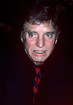Burt Lancaster iattends the NY Film Critics Awards n New York City in 1982.