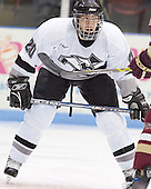 Chase Watson - The Boston College Eagles defeated the Providence College Friars 4-1 on Saturday, January 7, 2006, at Schneider Arena in Providence, Rhode Island.