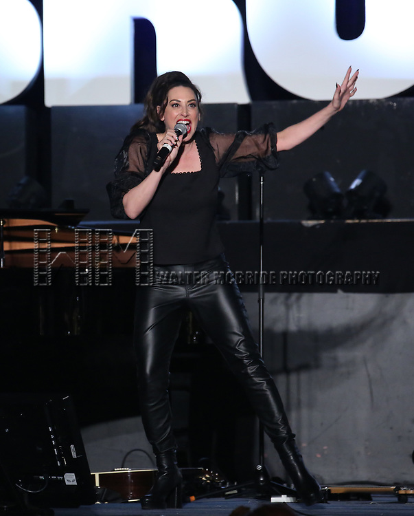 Lesli Margherita during the BroadwayCON 2020 First Look at the New York Hilton Midtown Hotel on January 24, 2020 in New York City.