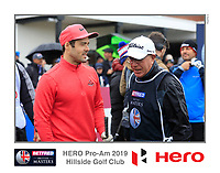 during the Hero Pro-am at the Betfred British Masters, Hillside Golf Club, Lancashire, England. 08/05/2019.<br /> Picture Fran Caffrey / Golffile.ie<br /> <br /> All photo usage must carry mandatory copyright credit (© Golffile | Fran Caffrey)