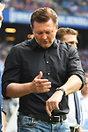 12.05.2018,  GER; 1.FBL Hamburger SV vs Borussia Moenchengladbach, im Bild Trainer Christian Titz (Hamburg) Foto © nordphoto / Witke *** Local Caption ***