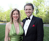 ***FILE PHOTO*** Marin Mazzie Has Passed Away at The Age Of 57<br /> Jason Danieley, Marin Mazzie attending the Signature Theatre Stephen Sondheim Award Gala honoring Angela Lansbury at the Embassy of Italy in Washington, D.C. April 12, 2010 <br /> CAP/MPI/WMB<br /> &copy;WMB/MPI/Capital Pictures