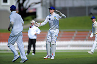 Otago's Mitch Renwick during day two of the Plunket Shield cricket match between the Wellington Firebirds and Otago Volts at the Basin Reserve in Wellington, New Zealand on Tuesday, 22 October 2019. Photo: Dave Lintott / lintottphoto.co.nz