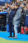 Pablo Machin coach of RCD Espanyol during La Liga match between CD Leganes and RCD Espanyol at Butarque Stadium in Leganes, Spain. December 22, 2019. (ALTERPHOTOS/A. Perez Meca)