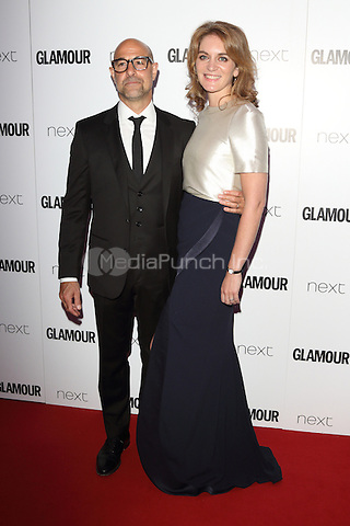 Stanley Tucci at The Glamour Awards 2016 at Berkeley Square Gardens London on June 7th 2016<br /> CAP/ROS<br /> &copy;Steve Ross/Capital Pictures /MediaPunch ***NORTH AND SOUTH AMERICAS ONLY***