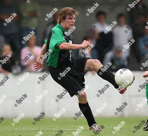 2008-07-23 / Voetbal / seizoen 2008 - 2009 / Branddonk / Dennis Huysmans..Foto: Maarten Straetemans (SMB)