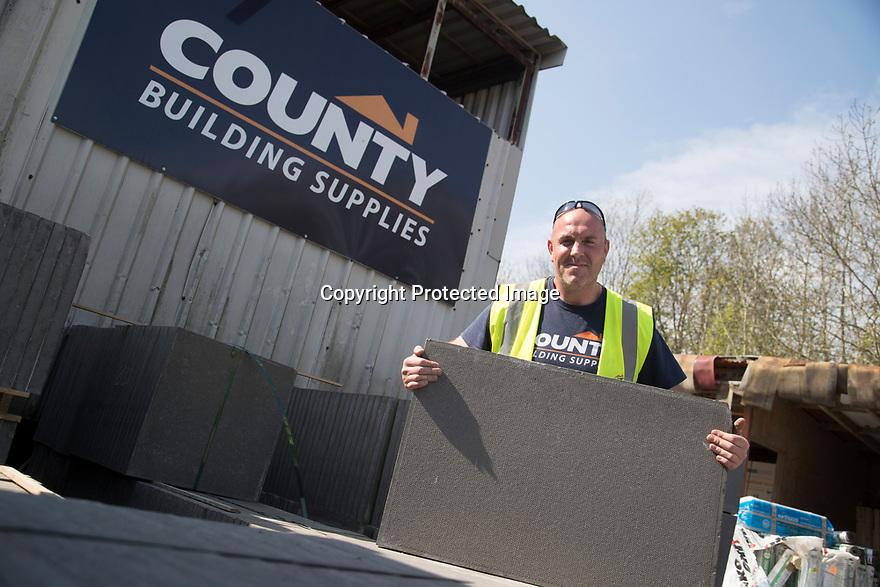 19/04/17<br /> <br /> Keystone customer, County Building Supplies, Malvern, celebrates 30 years of trading.<br /> <br /> <br /> All Rights Reserved F Stop Press Ltd. (0)1773 550665 www.fstoppress.com