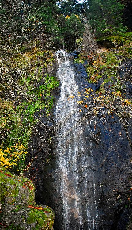 Bridalveil Falls (hwy 50)