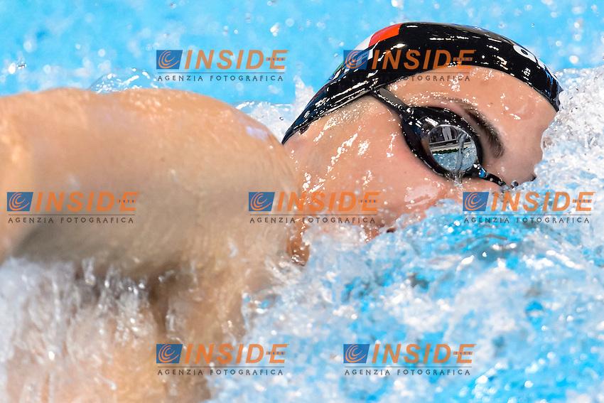 Filippo MEGLI ITA <br /> 200m Freestyle Men <br /> London, Queen Elizabeth II Olympic Park Pool <br /> LEN 2016 European Aquatics Elite Championships <br /> Swimming<br /> Day 09 17-05-2016<br /> Photo Andrea Staccioli/Deepbluemedia/Insidefoto