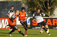 SAO PAULO, SP 11 JULHO 2013 - TREINO CORINTHIANS - O jogador Alexandre Pato do Corinthians, treinou na tarde de hoje, 11, no Ct. Dr. Joaquim Grava, na zona leste de São Paulo. FOTO: PAULO FISCHER/BRAZIL PHOTO PRESS