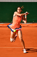 Andrea Petkovic of Germany during Day 7 of the French Open 2018 on June 2, 2018 in Paris, France. (Photo by Dave Winter/Icon Sport)