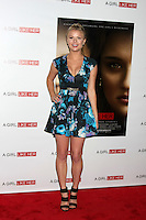 """LOS ANGELES - MAR 27:  Kelli Goss at the """"A Girl Like Her"""" Screening at the ArcLight Hollywood Theaters on March 27, 2015 in Los Angeles, CA"""