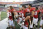 Maryland v Navy.Photo by: Greg Fiume