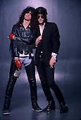 GUNS N ROSES, SESSION, 1987, NEIL ZLOZOWER