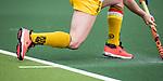 AMSTELVEEN - Hockey - Hoofdklasse competitie dames. AMSTERDAM-DEN BOSCH (3-1) . Aangeven strafcorner. Dita.    COPYRIGHT KOEN SUYK