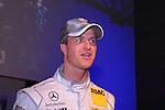 Motorsport: DTM Vorstellung  2008 Duesseldorf<br /> <br /> Ralf Schumacher in Duesseldorf bei der DTM Vorstellung.<br /> <br /> <br /> Foto &copy; nph (nordphoto)