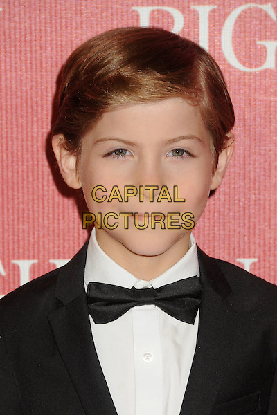 2 January 2016 - Palm Springs, California - Jacob Tremblay. 27th Annual Palm Springs International Film Festival Awards Gala held at the Palm Springs Convention Center.  <br /> CAP/ADM/BP<br /> &copy;BP/ADM/Capital Pictures