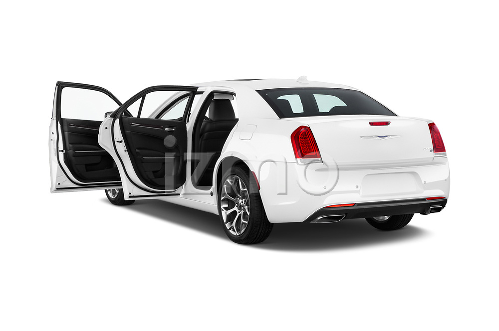 Car images close up view of a 2018 Chrysler 300 S 4 Door Sedan doors