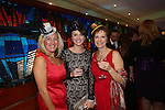 Smart Solutions Mad Hatters Ball<br /> l-r: Caroline Davies, Claire Brown &amp; Gail Griffiths.<br /> Mecure Holland House<br /> Cardiff<br /> 23.11.13<br /> &copy;Steve Pope-FOTOWALES