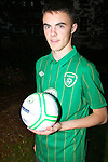 Cian O'Sullivan Ireland International under 16