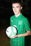 Cian O'Sullivan Ireland International under 16