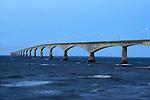 Images of The Canadian Maritime Provinces of Nova Scotia and Prince Edward Island. Confederation Bridge.
