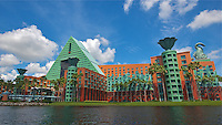 EUS- Swan and Dolphin Resort at Disney, Orlando FL 5 14