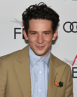 """16 November 2019 - Hollywood, California - Josh O'Connor. AFI FEST 2019 Presented By Audi – """"The Crown"""" Premiere held at TCL Chinese Theatre. Photo Credit: Billy Bennight/AdMedia"""