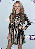 """HOLLYWOOD - OCTOBER 5:  Sophie Reynolds at the Los Angeles premiere of """"The Swap"""" at ArcLight Hollywood on October 5, 2016 in Hollywood, California. Credit: mpi991/MediaPunch"""