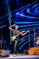 """SÃO PAULO, SP, 26.10.2018 - SHOW-SP - Lulu Santos faz show, """"Canta Lulu"""", no Tom Brasil em São Paulo, nesta sexta-feira, 26. (Foto: Bruna Grassi/Brazil Photo Press) SÃO PAULO, SP, 26.10.2018 - SHOW-SP - Lulu Santos durante show, """"Canta Lulu"""", no Tom Brasil em São Paulo, nesta sexta-feira, 26. (Foto: Bruna Grassi/Brazil Photo Press)"""