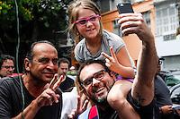 BELO HORIZONTE,MG, 02.10.2016 –ELEIÇOES BH– Candidato a prefeitura de Belo Horizonte, Alexandre Kalil, durante votação, nas eleições municipais, no Colégio Estadual Central, na região centro sul, de Belo Horizonte, neste domingo, 02. (Foto: Doug Patricio/Brazil Photo Press)