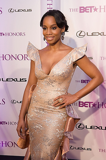 Slug: 2011 BET Honors.Date: 01-16-2011.Photographer: Mark Finkenstaedt.Location:  Wagner Theater, Washington DC.Caption:  2010 BET Honors - Wagner Theater Washington DC.Anika Noni Rose