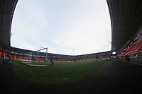 A general view of Keepmoat stadium, home of Doncaster Rovers FC during the Sky Bet League 1 match between Doncaster Rovers and Oldham Athletic at the Keepmoat Stadium, Doncaster, England on 16 December 2017. Photo by Juel Miah / PRiME Media Images.