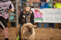 SEBRA - Chatham, VA - 2.22.2014 - Mutton Bustin'