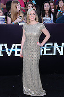 """WESTWOOD, LOS ANGELES, CA, USA - MARCH 18: Kristen Quintrall at the World Premiere Of Summit Entertainment's """"Divergent"""" held at the Regency Bruin Theatre on March 18, 2014 in Westwood, Los Angeles, California, United States. (Photo by David Acosta/Celebrity Monitor)"""