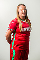 Wedensday 26 July 2017<br />Pictured: Lindsay Wilson-Morgan<br />Re: Swansea City Ladies Squad 2017- 2018 at the Liberty Stadium, Wales, UK