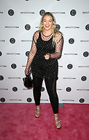 LOS ANGELES, CA - AUGUST 10: Iskra Lawrence, at Beautycon Festival Los Angeles 2019 - Day 1 at Los Angeles Convention Center in Los Angeles, California on August 10, 2019.  <br /> CAP/MPI/SAD<br /> ©SAD/MPI/Capital Pictures