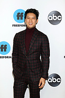 LOS ANGELES - FEB 5:  Harry Shum Jr at the Disney ABC Television Winter Press Tour Photo Call at the Langham Huntington Hotel on February 5, 2019 in Pasadena, CA.<br /> CAP/MPI/DE<br /> ©DE//MPI/Capital Pictures