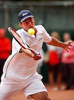 18-8-07, Amsterdam, Tennis, Nationale Tennis Kampioenschappen 2007, Jesse Huta Galung