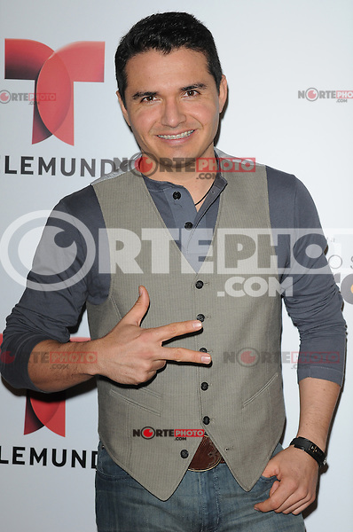 MIAMI, FL - FEBRUARY 05: Horacio Palencia at the Telemundo and Premios Billboard 2013 Press Conference at Gibson Miami Showroom on February 5, 2013 in Miami, Florida. © MPI10/MediaPunch Inc /NortePhoto