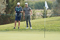 Haydn Porteous (RSA) on the 16th, Round 2 of the Portugal Masters, Dom Pedro Victoria Golf Course, Vilamoura, Vilamoura, Portugal. 25/10/2019<br /> Picture Andy Crook / Golffile.ie<br /> <br /> All photo usage must carry mandatory copyright credit (© Golffile | Andy Crook)