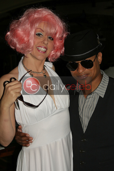 Jade Paris and Clinton Wallace<br />