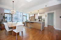 Dining Space at 2-17 51st Avenue
