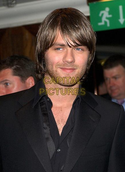 BRIAN McFADDEN<br /> HMV Football Extravaganza 2005, Grosvenor House, Park Lane, London, March 30th 2005.<br /> portrait headshot Bryan<br /> Ref: BEL<br /> www.capitalpictures.com<br /> sales@capitalpictures.com<br /> &copy;Tom Belcher/Capital Pictures