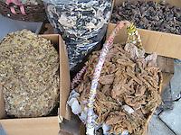 Dried mushrooms, Hong Kong