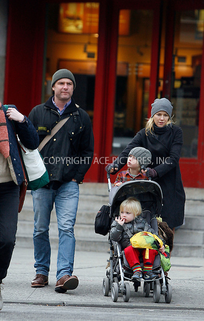 WWW.ACEPIXS.COM . . . . .  ....October 28 2011, New York City....Liev Schreiber and Naomi Watts take their children Sam and Sasha for a walk in Noho on October 28 2011 in New York City....Please byline: CURTIS MEANS - ACE PICTURES.... *** ***..Ace Pictures, Inc:  ..Philip Vaughan (212) 243-8787 or (646) 679 0430..e-mail: info@acepixs.com..web: http://www.acepixs.com